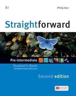 Straightforward B1 Second edition SB + eBook Philip Kerr, Lindsay Clandfield, Ceri Jones, Jim