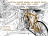 Magiczna podróż roweru na krańce świata przez ziemię, niebo i morza