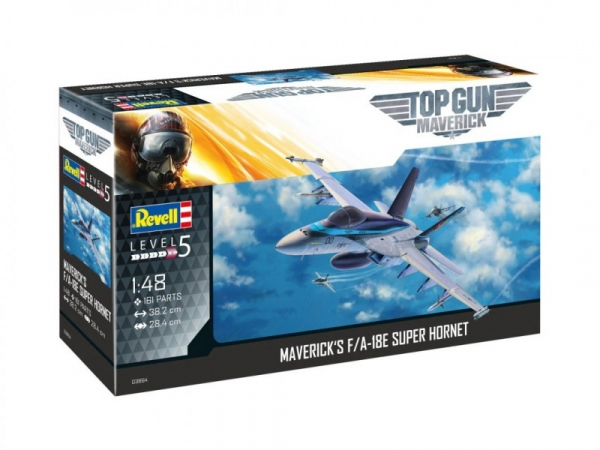 Model do sklejania F/A-18E Super Hornet Top Gun (03864)