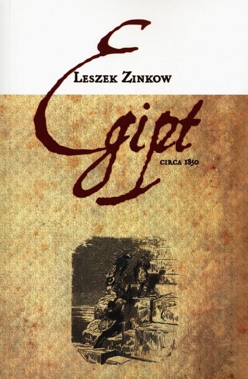Egipt Circa 1850 Zinkow Leszek