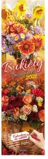 Kalendarz 2021 Bukiety
