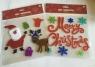 Ozdoby świąteczne żelowe