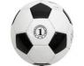 Mini piłka nożna biało - czarna (1573643)