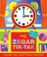 Mój zegar Tik-Tak (Uszkodzona okładka)