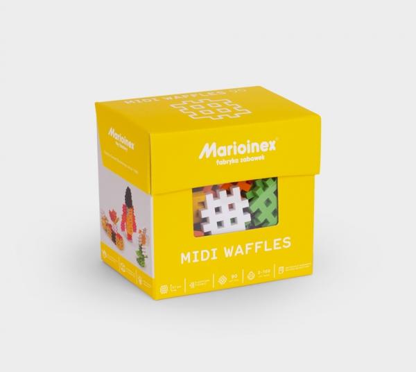 Midi Waffles 90 elementów (903643)