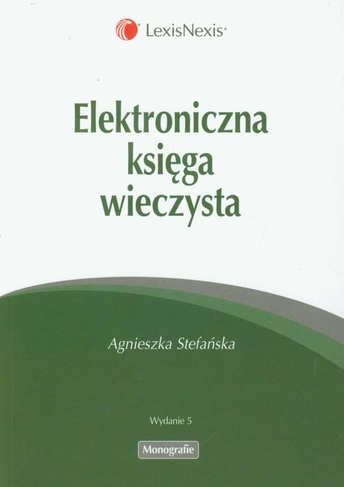 Elektroniczna księga wieczysta Stefańska Agnieszka