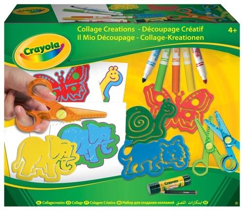 Crayola Kreacja kolaży (04-1022)