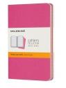 Zestaw 3 zeszytów Cahier Journals 9x14 linie pink