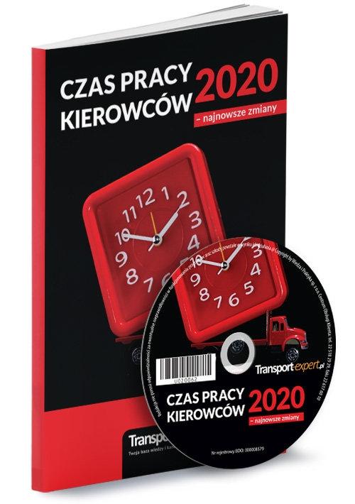 Czas pracy kierowców 2020 - najnowsze zmiany