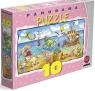 Puzzle 10: Panorama PLAŻA .