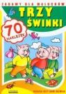 Trzy świnki Zabawy dla maluchów