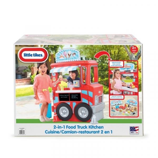 2w1 Food Truck (643644M)