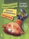 Zestaw urodzinowy Kacper z szuflady Kacperiada Kasdepke Grzegorz