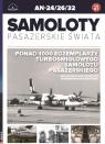 Samoloty pasażerskie świata t.47 AN-24/26/32 opracowanie zbiorowe