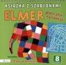 Elmer. Książka z szablonami. Potrafię rysować