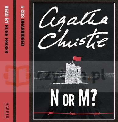 N or M? Audio CDs (5) Christie, Agatha