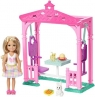 Barbie Club Chelsea Picnic Doll & Playset (FDB32)