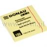 Notes samoprzylepny żółty Donau Eco 76x76 mm (7593001PL-11)