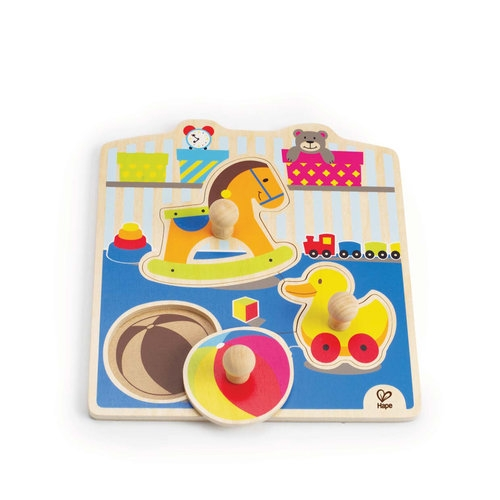 Puzzle - pokój zabaw  (E1301)
