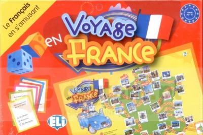 Voyage en France-gra językowa