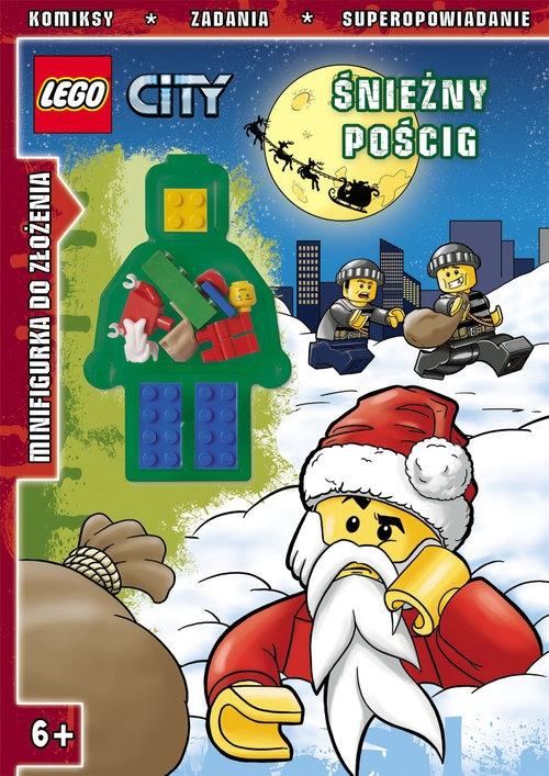 Lego City Śnieżny pościg