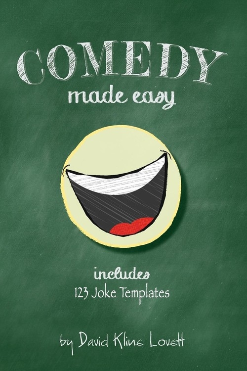 Comedy Made Easy Lovett David Kline