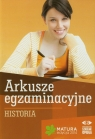 Arkusze egzaminacyjne. Historia