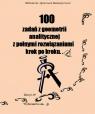 100 zadań z geometrii analitycznej z pełnymi rozwiązaniami krok po kroku... Regel Wiesława