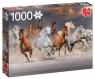 Puzzle 1000 PC Pustynne konie G3