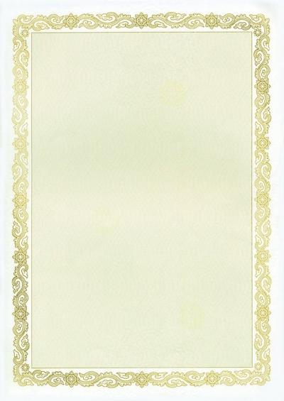 Dyplom maori beżowy A4 190 g (210219)