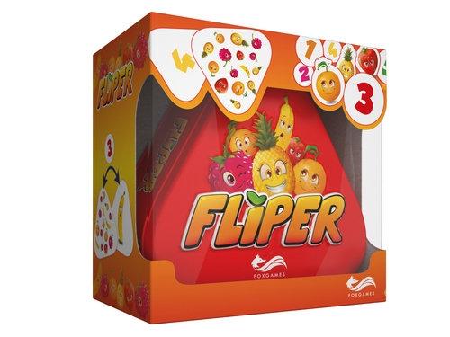 Fliper Gra Gruhl Ken, Weir Quentin