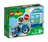 Lego Duplo: Motocykl policyjny (10900)<br />Wiek: 2+