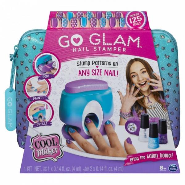 Zestaw do paznokci GO GLAM (6045484)
