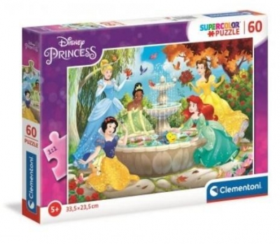 Puzzle 60 Super Kolor Princess