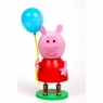 EPEE Peppa figurka 3D z balonem
