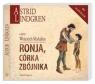 Ronja, córka zbójnika  (Audiobook) Lindgren Astrid