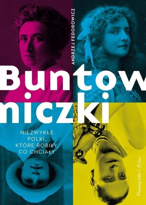Buntowniczki. Fedorowicz Andrzej