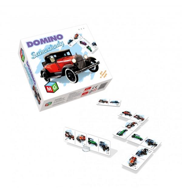 Domino Samochody w starym stylu (30164)