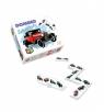 Domino Samochody w starym stylu (30164) Wiek: 6+