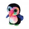 Maskotka Beanie Boos: Beaks - Tukan 24 cm (37264)