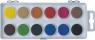 Farby akwarelowe 12 kolorów 22,5mm