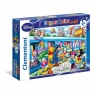 Puzzle 24 el.Maxi Disney Train (24464)