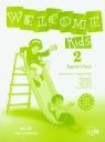 Welcome Kids 2 Teacher's Book Szkoła podstawowa Dooley Jenny, Evans Virginia
