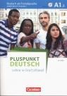 Pluspunkt Deutsch - Leben in Deutschland A1: Teilband 1 Arbeitsbuch mit Audio-CD Jin Friederike, Schote Joachim