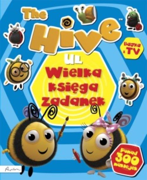 The Hive Ul Wielka księga zadanek Książka z naklejkami i nie tylko
