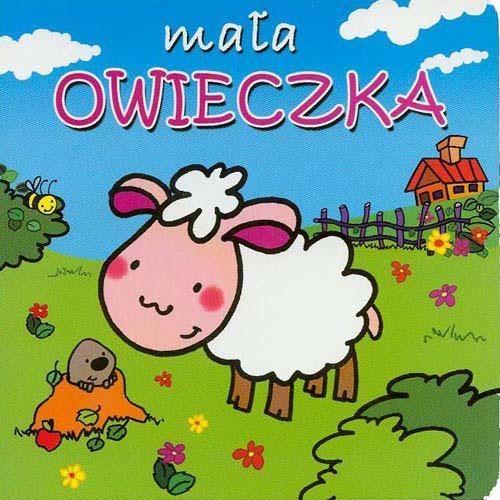 Mała owieczka Mini zwierzątka Nowak Agata