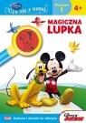 Disney Ucz się z nami Klub Przyjaciół Myszki Miki Magiczna lupka