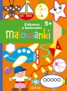 Malowanki Zabawa z kolorami 5+