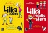 Pakiet - Lilka Cz. 1 I 2 Witkiewicz Magdalena