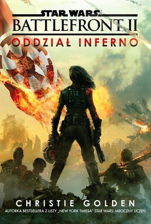 Star Wars Battlefront 2 Oddział Inferno Golden Christie
